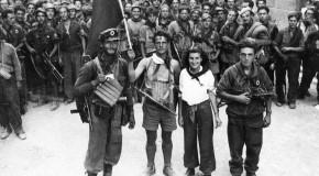 IL FRONTE DELLA GIOVENTU' E LA RESISTENZA A FIRENZE NELLA ZONA  COLONNA GAVINANA