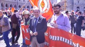 MANIFESTAZIONE NAZIONALE A ROMA 12 MAGGIO 2012