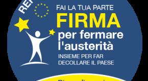 firmiamo per il referendum stop austerità