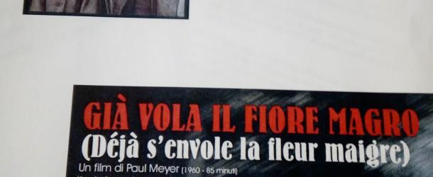 """venerdì 16 proiezione """"Monongah la Marcinella americana"""" e """"Già vola il fiore magro"""""""